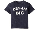 Chaser Kids Vintage Jersey Dream Big Tee (Toddler/Little Kids)