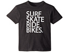 Chaser Kids Vintage Jersey Surf Skate Bike Tee (Toddler/Little Kids)