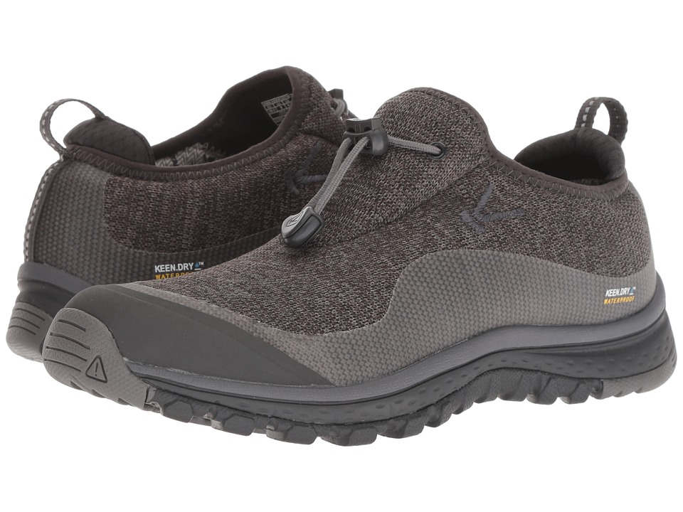 Keen Terra Moc WP (Raven/Muted Clay) Women's Shoes