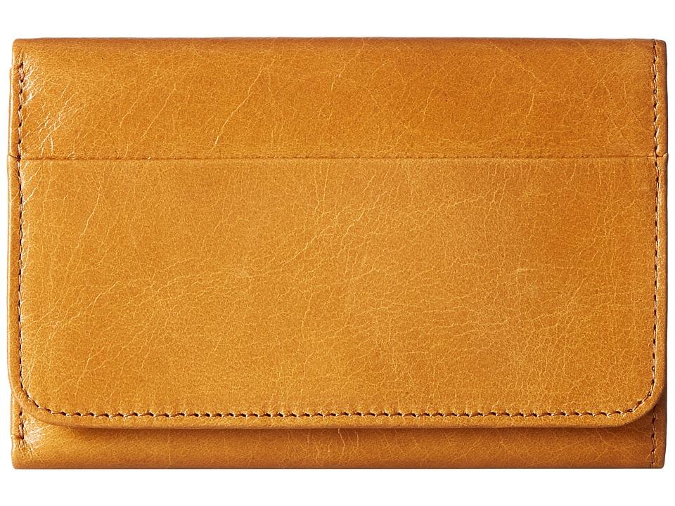Hobo - Jill Trifold Wallet (Earth) Clutch Handbags