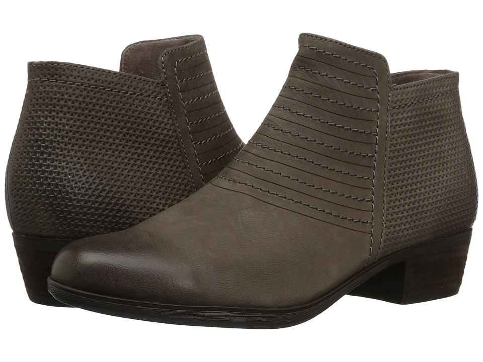 Rockport - Vanna Strappy (Olive Grey Nubuck) Womens  Boots