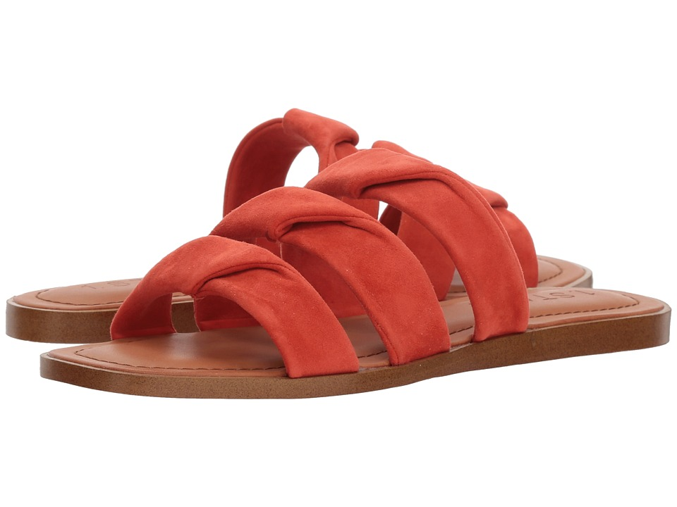 1.STATE - Frel (Siren Lux Suede) Womens Slide Shoes