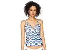 Lucky Brand Going South Tankini Top
