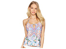 Nanette Lepore Festival A Cannes Honey Tankini Top
