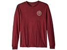 Vans Kids Established 66 Long Sleeve T-Shirt (Big Kids)
