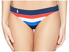 Polo Ralph Lauren Blocked Sail Stripe Seamed Taylor Hipster Bottoms