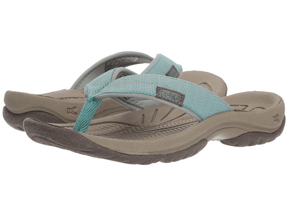 Keen Kona Flip (Duck Green/Wasabi) Sandals