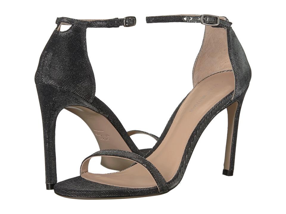 Stuart Weitzman - Nudistsong (Black Nighttime) Womens Shoes