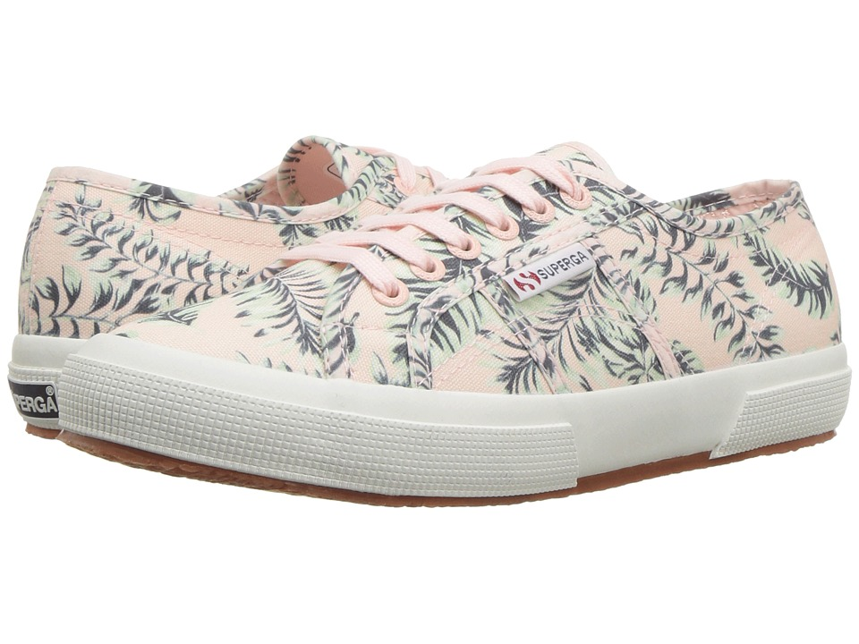 Superga - 2750 FANTASY COTU (Light Pink) Womens Lace up casual Shoes