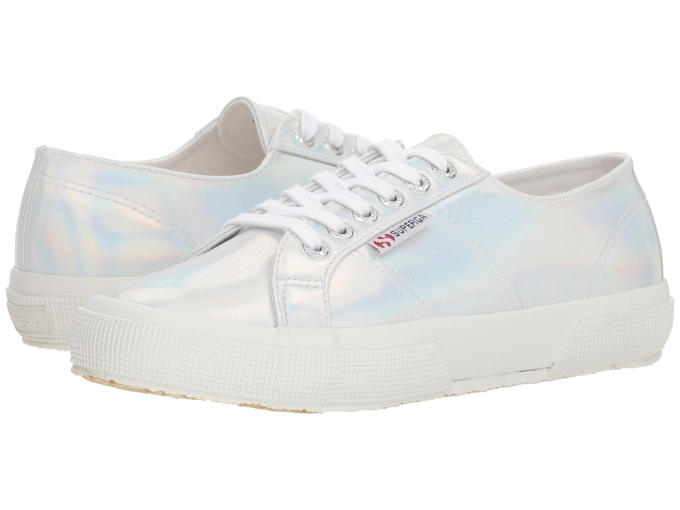Superga - 2750 Hologram (Iridescent) Womens Lace up casual Shoes