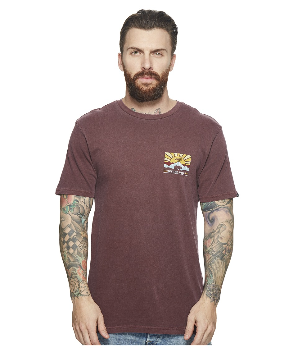 Vans Grizzly Mountain Tee (Port Royale) Men