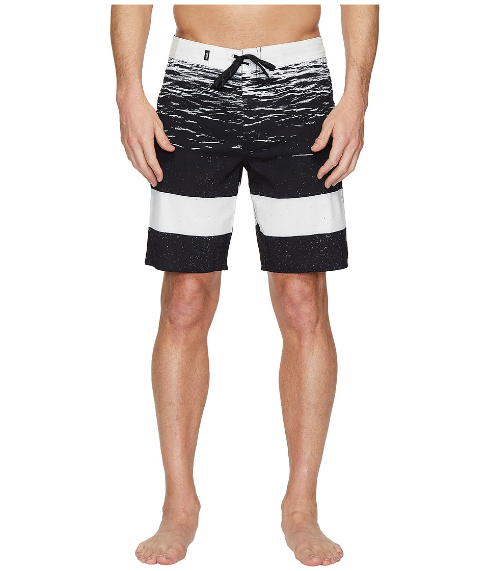 Vans Era Boardshorts 19 (White Dark Water) Men