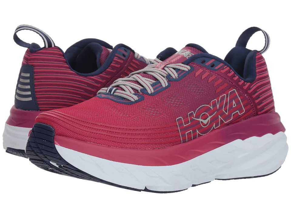 Hoka One One Bondi 6 (Boysenberry/Blue Depths) Women's Running Shoes