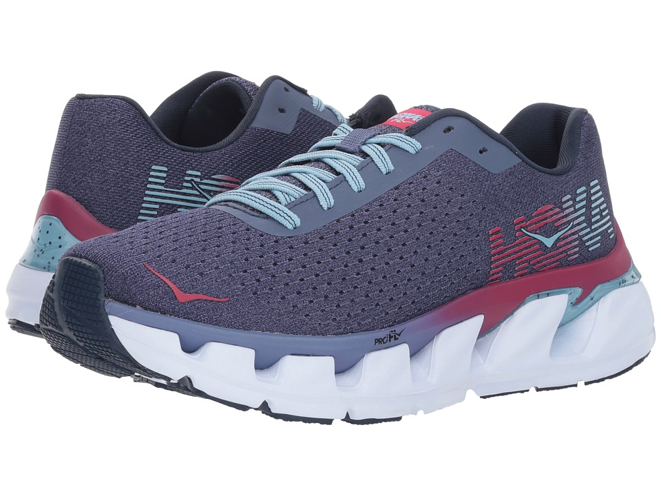 Hoka One One Elevon (Marlin/Blue Ribbon) Women's Running Shoes