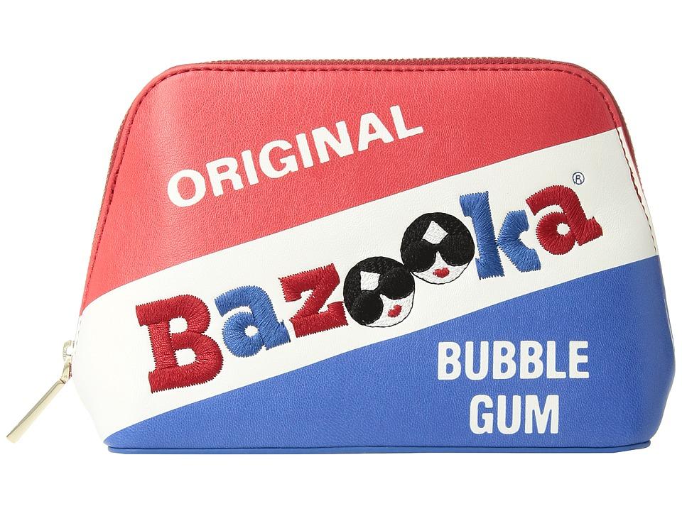 Alice + Olivia - Nikki Bazooka Cosmetic Bag (Multi) Cosmetic Case