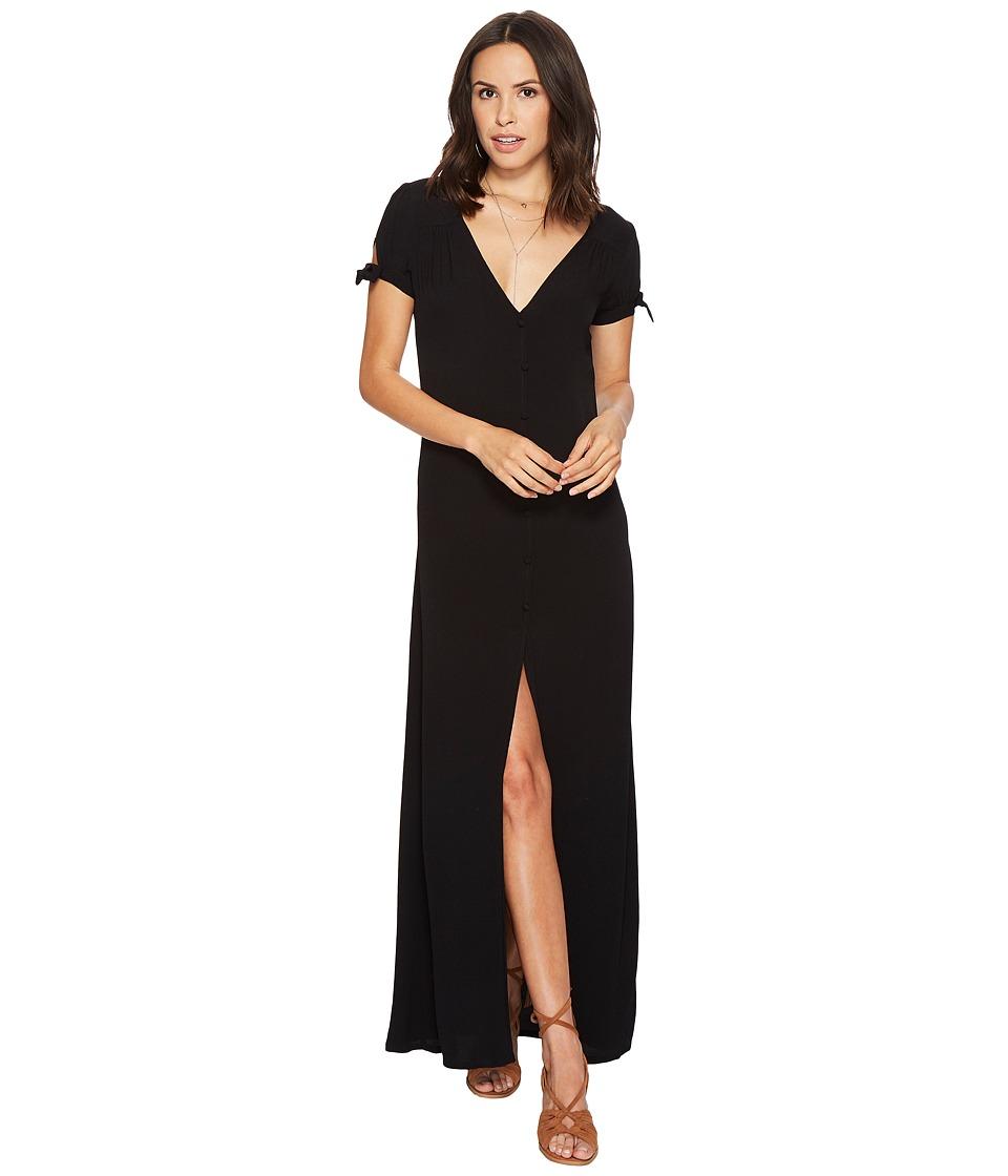 Flynn Skye - Ale Maxi Dress (Black) Womens Dress