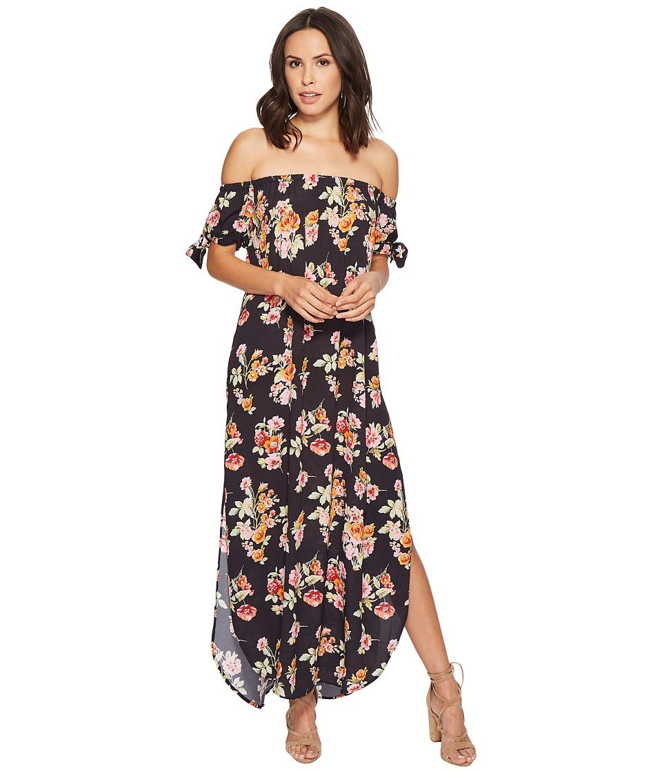 Flynn Skye - Maple Maxi Dress (Pastel Blooms) Womens Dress