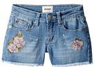 Hudson Kids Raw Hem Shorts in Whatever Wash (Big Kids)