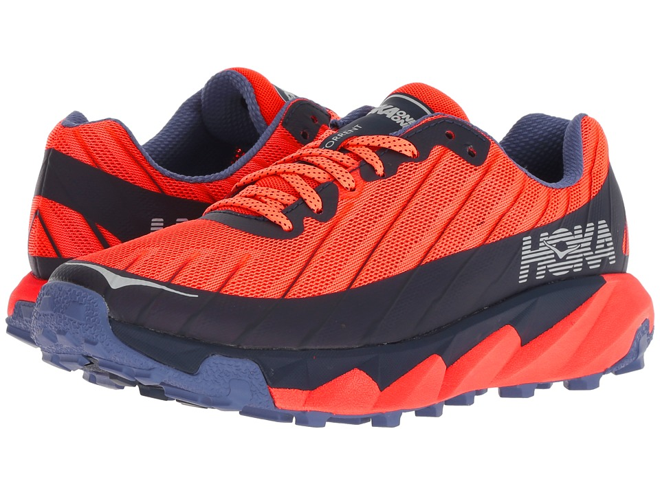 Hoka One One Torrent (Love Potion/Dress Blues) Women's Running Shoes