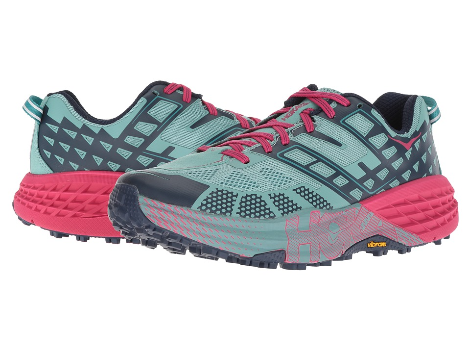 Hoka One One Speedgoat 2 (Canton/Dress Blues) Women's Running Shoes