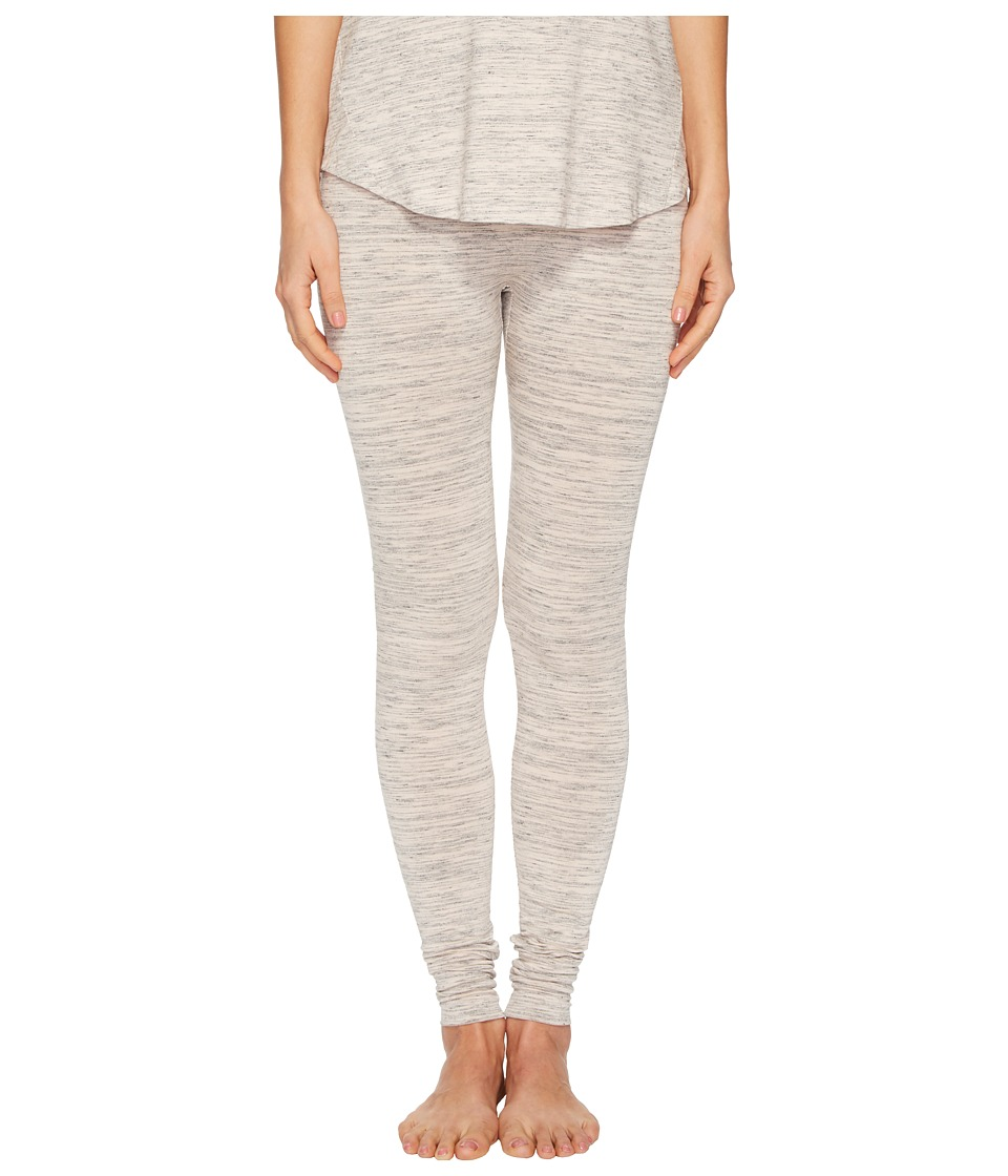 Maison Du Soir - Madrid Leggings (Nude Space Dye) Womens Casual Pants