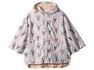 Stella McCartney Kids Stella McCartney Kids Froggie Ice Cream Print Rain Cape (Toddler/Little Kids/Big Kids)