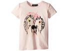 Rock Your Baby Unicorn Love Short Sleeve Tee (Toddler/Little Kids/Big Kids)