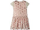 Stella McCartney Kids Bellie Tulle Dress w/ Metallic Seashells (Toddler/Little Kids/Big Kids)