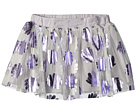 Stella McCartney Kids Honey Tulle Skirt w/ Metallic Seashells (Toddler/Little Kids/Big Kids)