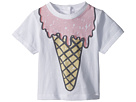 Stella McCartney Kids Chuckle Ice Cream T-Shirt (Infant)