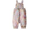 Stella McCartney Kids Desiree Multicolor Cotton-Silk Romper (Infant)