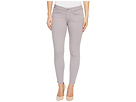 Alexa Mid-Rise Skinny Ankle in Lilac Twill
