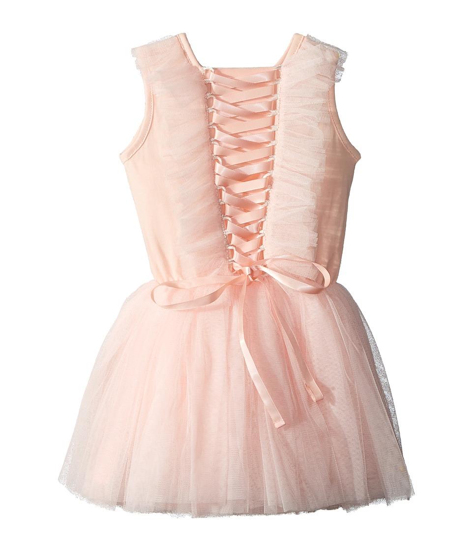 Rock Your Baby - Nina Dress (Toddler/Little Kids/Big Kids) (Pink) Girls Dress