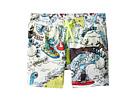 Stella McCartney Kids Stella McCartney Kids Taylor Cartoon Print Swim Shorts (Infant)