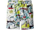 Stella McCartney Kids Taylor Cartoon Print Swim Shorts (Toddler/Little Kids/Big Kids)