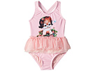 Rock Your Baby Puppy Love Tulle One-Piece (Infant)