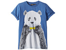 Rock Your Baby Panda Short Sleeve Tee (Toddler/Little Kids/Big Kids)