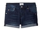 Hudson Kids 2 1/2 Roll Cuff Shorts in Low Octane (Big Kids)