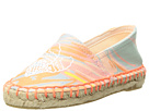 Stella McCartney Kids Rae Marble Print Espadrilles w/ Ice Cream Cones (Toddler/Little Kid/Big Kid)