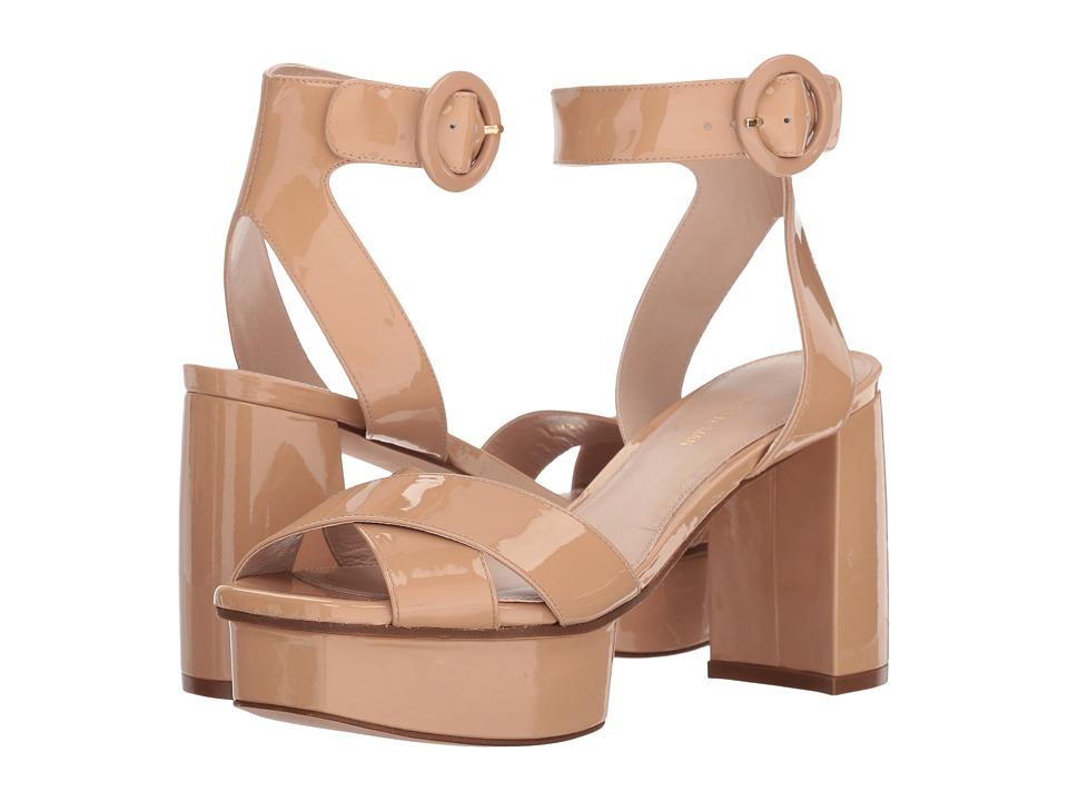 Stuart Weitzman Carmina (Adobe Gloss) Women's Shoes