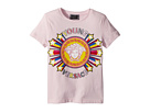 Versace Kids Short Sleeve Tee with Logo Graphic (Toddler/Little Kids)