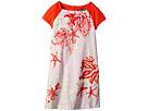 Versace Kids Short Sleeve Dress Starfish Print (Toddler/Little Kids)