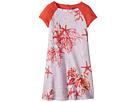 Versace Kids Short Sleeve Dress Starfish Print (Big Kids)