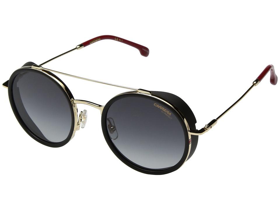 Carrera Carrera 167/S (Gold/Red) Fashion Sunglasses