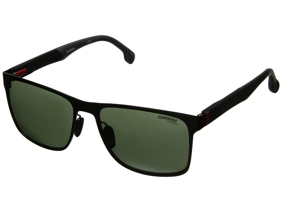 Carrera Carrera 8026/S (Matte Black) Fashion Sunglasses