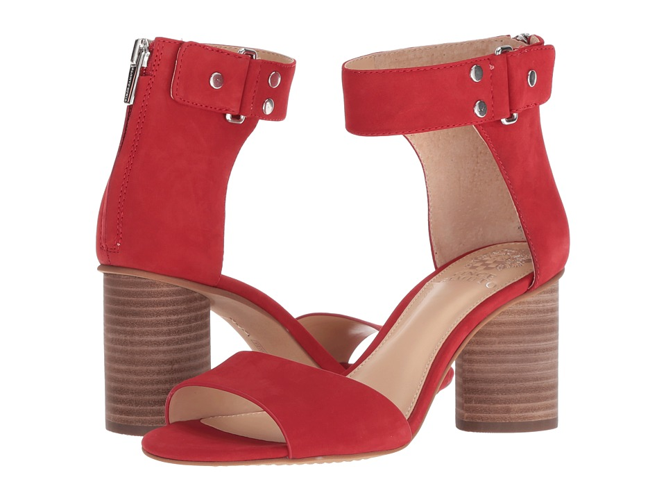 Vince Camuto Jannali (Cherry Red) Women's Shoes