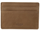 Shinola Detroit Shinola Detroit ID Card Case Outrigger