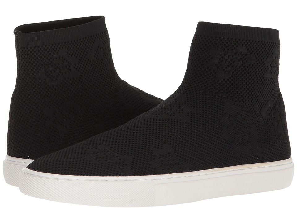 Kenneth Cole New York - Keating (Black Stretch Knit) Womens Shoes