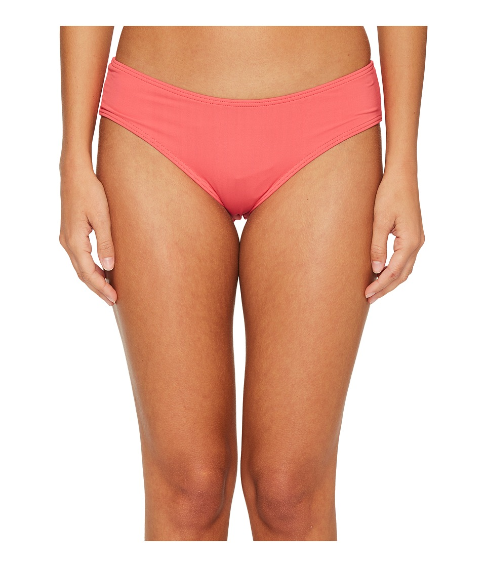 Billabong - Sol Searcher Hawaii Bikini Bottom (Passion Fruit) Womens Swimwear