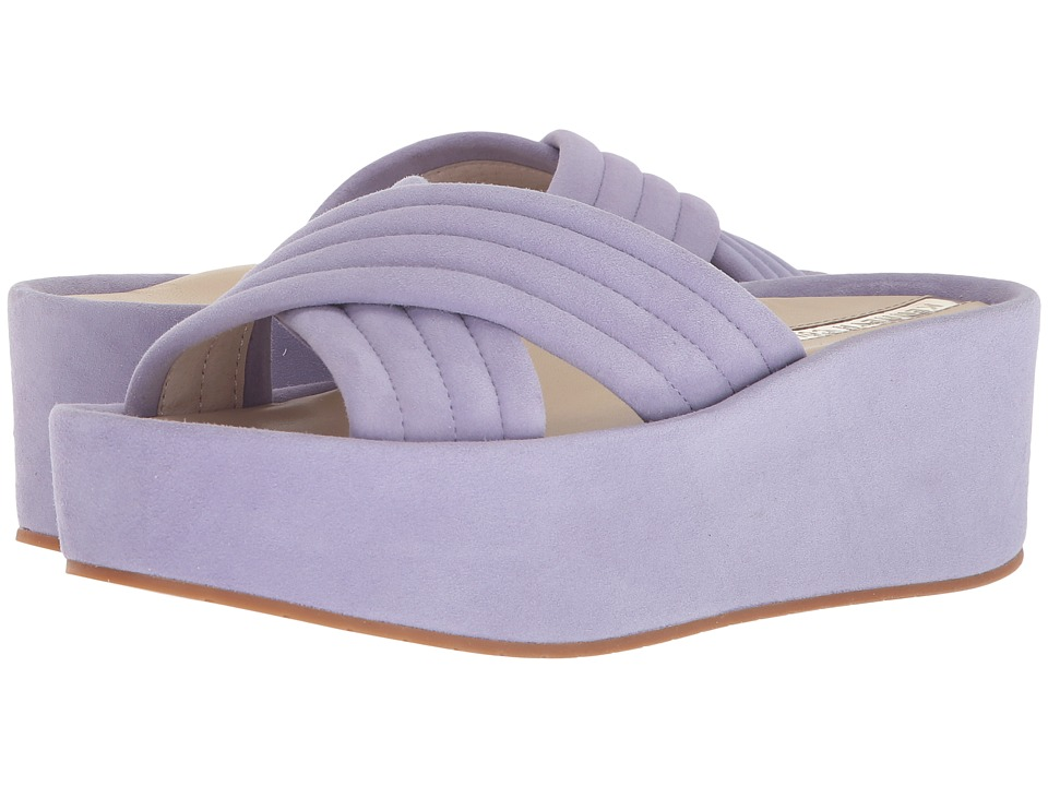 Kenneth Cole New York Damariss (Lavender Suede) Women